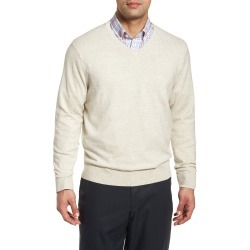 Men's Cutter & Buck Lakemont Classic Fit V-Neck Sweater found on MODAPINS from Nordstrom for USD $88.00