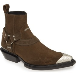 Men's Balenciaga Metal Toe Zip Boot found on Bargain Bro India from Nordstrom for $1390.00