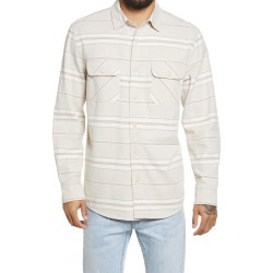 Men's Pendleton Beach Shack Button-Up Shirt, Size Medium - Beige found on MODAPINS from Nordstrom for USD $89.50