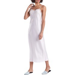 Women's Natori L'Amour Lace Trimmed Nightgown found on MODAPINS from Nordstrom for USD $250.00