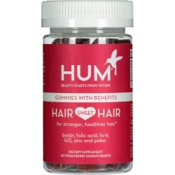Hum Nutrition Hair Sweet Hair Vegan Gummies Length & Strength Dietary Supplement