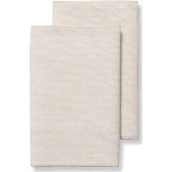 Boll & Branch Set Of 2 Organic Cotton Flannel Pillowcases