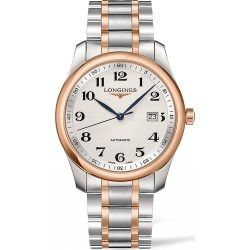 Longines Master Automatic Bracelet Watch, 40mm found on MODAPINS from Nordstrom for USD $3275.00