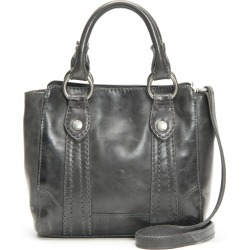 Frye Mini Melissa Leather Crossbody Bag - Grey found on Bargain Bro Philippines from Nordstrom for $278.00