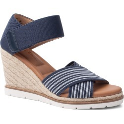 Women's Me Too 'Gia' Gladiator Sandal, Size 5.5 M - Blue found on Bargain Bro Philippines from Nordstrom for $48.95