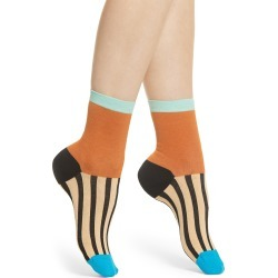 Women's Hysteria By Happy Socks Val Ankle Socks found on MODAPINS from Nordstrom for USD $18.00