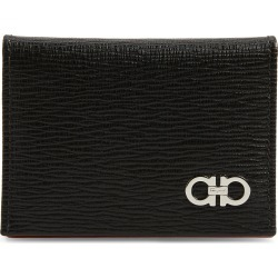 Men's Salvatore Ferragamo Folding Card Case - Black found on Bargain Bro India from LinkShare USA for $330.00