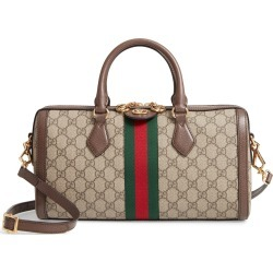 80f7ff5c72fd Gucci Ophidia Gg Supreme Canvas Top Handle Bag - Beige found on MODAPINS  from Nordstrom for