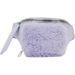 Kara Leather & Wool Bum Bag - Purple found on MODAPINS from Nordstrom for USD $209.98