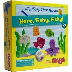 Toddler Haba My Very First Games Here, Fishy, Fishy Game found on Bargain Bro India from Nordstrom for $25.99