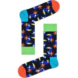 Men's Happy Socks Toucan Socks, Size One Size - Blue found on MODAPINS from Nordstrom for USD $14.00