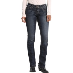 Women's Silver Jeans Co. Suki Slim Fit Bootcut Jeans, Size 32 x 35 - Blue found on MODAPINS from Nordstrom for USD $89.00