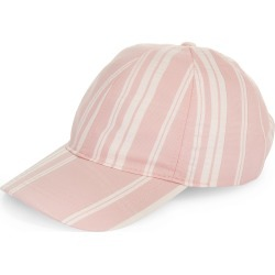 Women's Treasure & Bond Chambray Baseball Cap - Pink found on Bargain Bro India from Nordstrom for $11.40