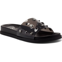 Women's Vince Camuto Pertilla Slide Sandal, Size 9 M - Black found on Bargain Bro India from Nordstrom for $78.95