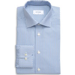 Men's Eton Slim Fit Floral Dress Shirt found on MODAPINS from Nordstrom for USD $168.00