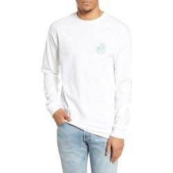 Men's Vans Rose Wire Long Sleeve Graphic Tee, Size XX-Large - White found on Bargain Bro India from LinkShare USA for $26.00