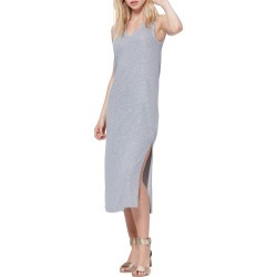 Women's Paige Sage Midi Tank Dress, Size Large - Grey (Nordstrom Exclusive) found on Bargain Bro India from LinkShare USA for $149.00