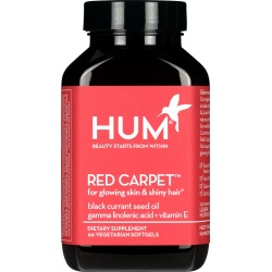 Hum Nutrition Red Carpet Glowing Skin And Hair Dietary Supplement