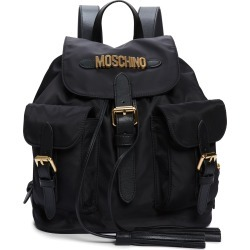 Moschino Logo Nylon Drawstring Backpack - found on Bargain Bro India from LinkShare USA for $815.00