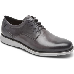 Men's Rockport Garett Plain Toe Derby, Size 11.5 M - Grey found on Bargain Bro India from Nordstrom for $80.00