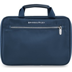 Briggs & Riley Rhapsody Hanging Dopp Kit, Size One Size - Navy found on Bargain Bro India from Nordstrom for $99.00