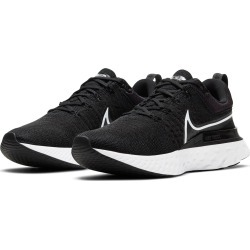 Men's Nike React Infinity Run Flyknit 2 Running Shoe, Size 10.5 M - Black found on Bargain Bro from Nordstrom for USD $121.60