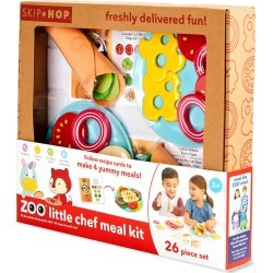 Skip Hop Zoo Little Chef Meal Kit Game