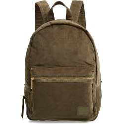 Herschel Supply Co. X-Small Grove Corduroy Backpack - Green found on Bargain Bro India from Nordstrom for $65.00