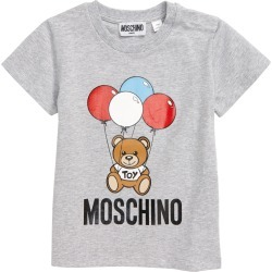 Infant Girl's Moschino Balloon Bear Graphic Tee found on Bargain Bro Philippines from LinkShare USA for $96.50