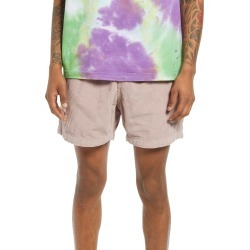 Men's Obey Easy Corduroy Shorts, Size Medium - Beige found on MODAPINS from Nordstrom for USD $69.00