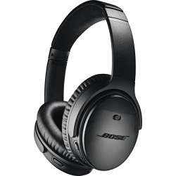 Bose Quietcomfort 35 Wireless Over-Ear Headphones Ii With Google Assistant, Size One Size - Black found on Bargain Bro Philippines from LinkShare USA for $299.00