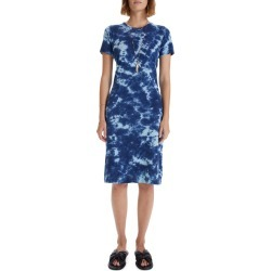 Women's Mother The Little Goodie Goodie T-Shirt Dress, Size Large - Blue found on Bargain Bro India from Nordstrom for $158.00