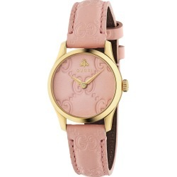 Women's Gucci G-Timeless Leather Strap Watch, 27Mm found on Bargain Bro Philippines from Nordstrom for $1020.00