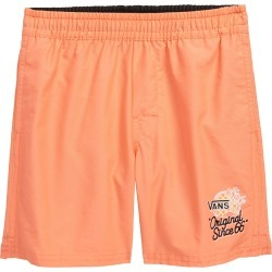 Boy's Vans Kids' Primary Ii Volley Swim Trunks, Size 6 - Pink found on Bargain Bro India from Nordstrom for $34.50