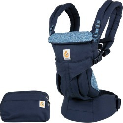Infant Ergobaby Omni 360 Baby Carrier & Pouch, Size One Size - Blue