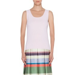 Women's Akris Punto Sleeveless Knit Top, Size 6 - Pink found on MODAPINS from Nordstrom for USD $395.00