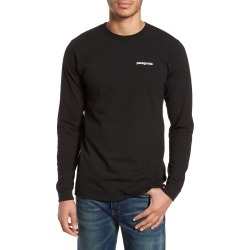 Men's Patagonia Responsibili-Tee Long Sleeve T-Shirt found on MODAPINS from Nordstrom for USD $45.00