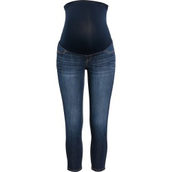 Women's 1822 Denim Over The Bump Crop Skinny Maternity Jeans found on MODAPINS from LinkShare USA for USD $59.00