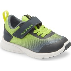 Toddler Boy's Tsukihoshi Turbo Washable Sneaker, Size 10.5 M - Green found on Bargain Bro Philippines from Nordstrom for $59.95