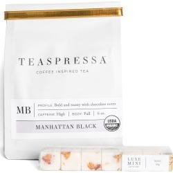 Teaspressa Manhattan Black Loose Tea & Rose Luxe Sugar Cube Set found on Bargain Bro India from Nordstrom for $32.00