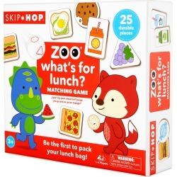 Skip Hop Zoo What's For Lunch Game found on Bargain Bro Philippines from Nordstrom for $20.00
