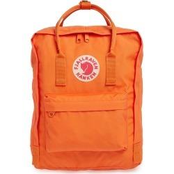 Fjallraven Kanken Water Resistant Backpack - Orange found on MODAPINS from LinkShare USA for USD $80.00