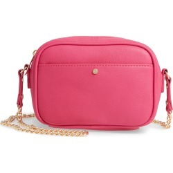 Mali + Lili Vegan Leather Camera Bag - Pink found on Bargain Bro India from LinkShare USA for $64.00