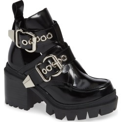 Women's Jeffrey Campbell Craven Moto Platform Boot found on Bargain Bro India from Nordstrom for $195.00