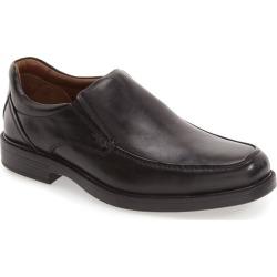 Men's Johnston & Murphy 'Stanton' Waterproof Venetian Loafer, Size 13 W - Black found on Bargain Bro India from Nordstrom for $159.00