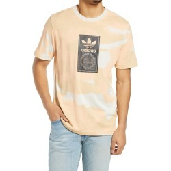 Men's Adidas Originals Men's Camo Tongue Label Graphic Tee, Size XX-Large - Beige found on MODAPINS from Nordstrom for USD $35.00