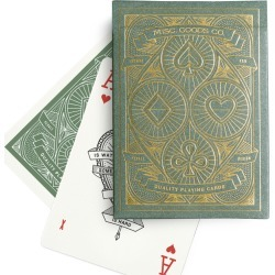Misc. Goods Co. Cacti Playing Cards Deck found on Bargain Bro Philippines from Nordstrom for $15.00
