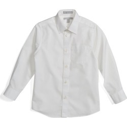 Boy's Nordstrom Smartcare(TM) Dress Shirt, Size 16 - White found on Bargain Bro India from Nordstrom for $39.00