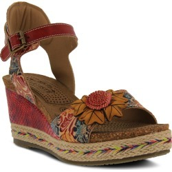 Women's L'Artiste Annmarie Wedge Sandal found on MODAPINS from Nordstrom for USD $99.95