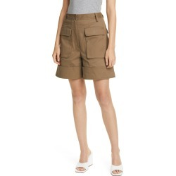 Women's Tibi Myriam Stretch Cotton Cargo Shorts found on MODAPINS from LinkShare USA for USD $225.00